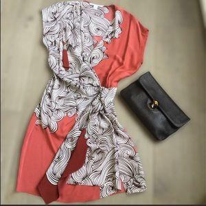Diane Von Furstenburg silk dress
